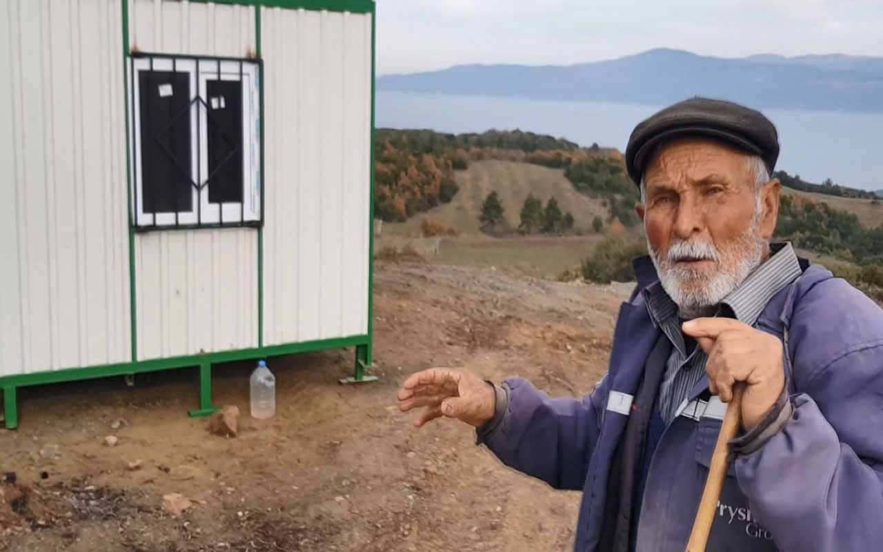 Koronavirüs talanı! Bursa'da uyanıklar virüsü fırsat bilip evlet arazilerine çöktü