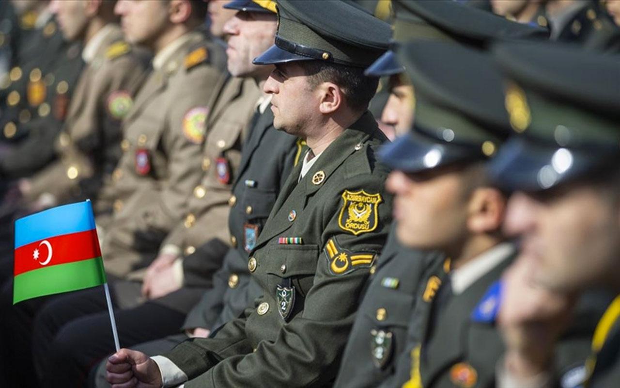 Azerbaycan ordusu, Dağlık Karabağ'daki savaşta 2 bin 802 şehit verdi
