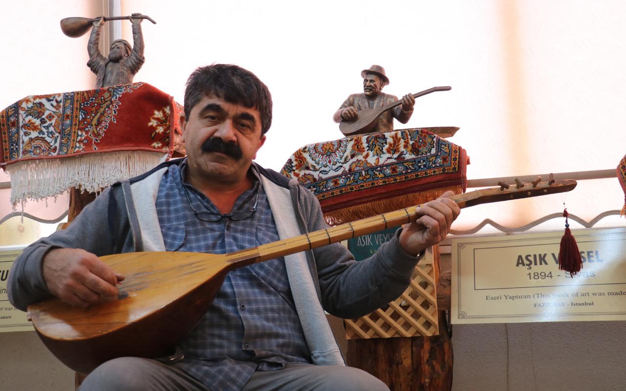 Sivas'ta 770 bin liralık teklifi elinin tersiyle itti! Bağlamasını bakın neden satmadı