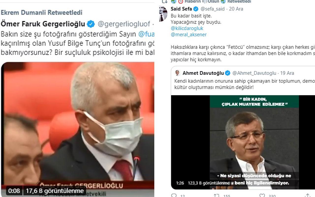 FETÖ'nün 'çıplak arama iddiası' üzerinden yoğun kara propaganda yaptığı ortaya çıktı