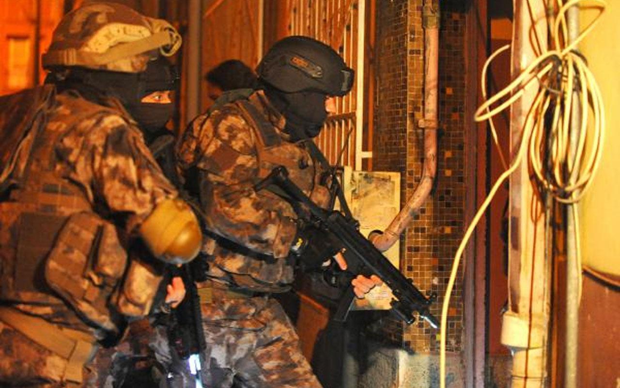 Bursa'da FETÖ operasyonu! 6 şüpheli gözaltına alındı