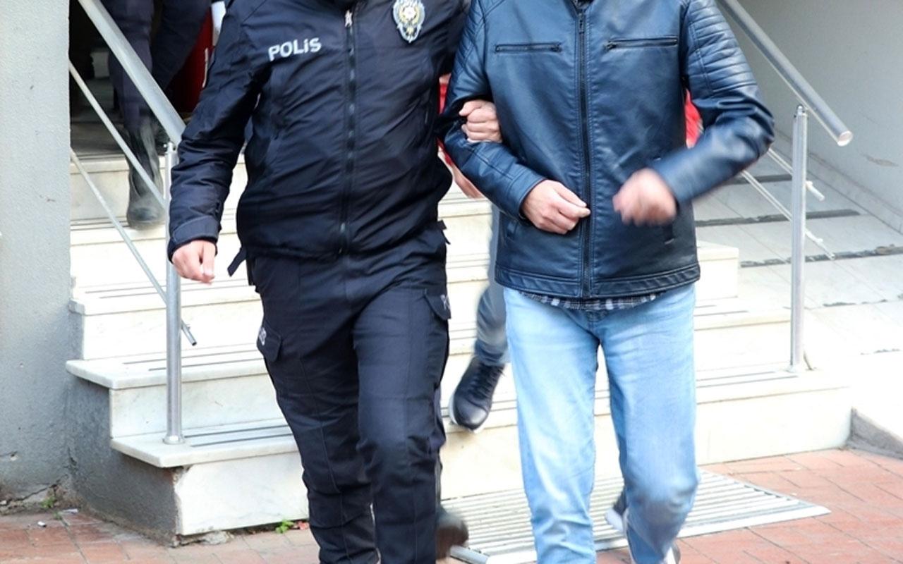 Denizli'de aranan iki FETÖ hükümlüsü yakalandı