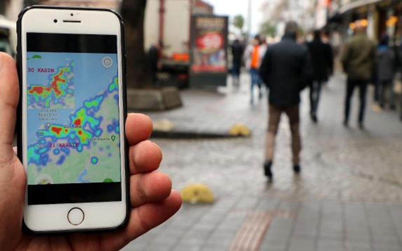 Zonguldak'ta günlük vaka sayısı yarıya düştü!  Haritada kırmızı alan azaldı