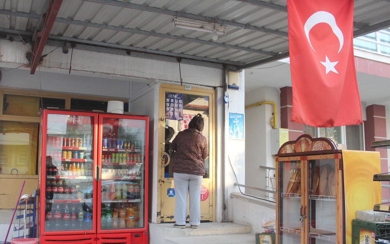 Olay yeri Muğla! Karantinada olması gereken kadın market işletirken yakalandı
