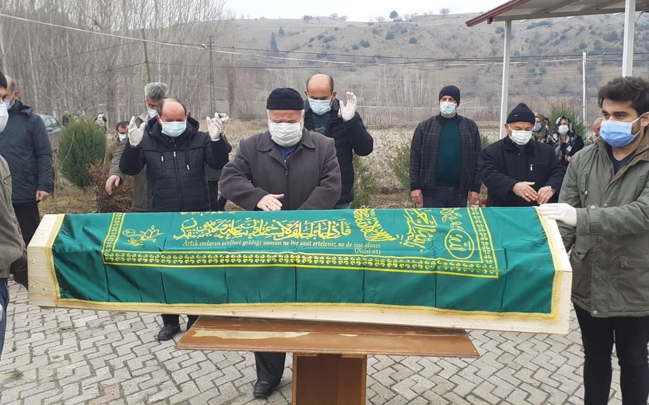 Tokat'ta 'ölüm vuslattır' paylaşımından 20 gün korona virüse yenik düştü