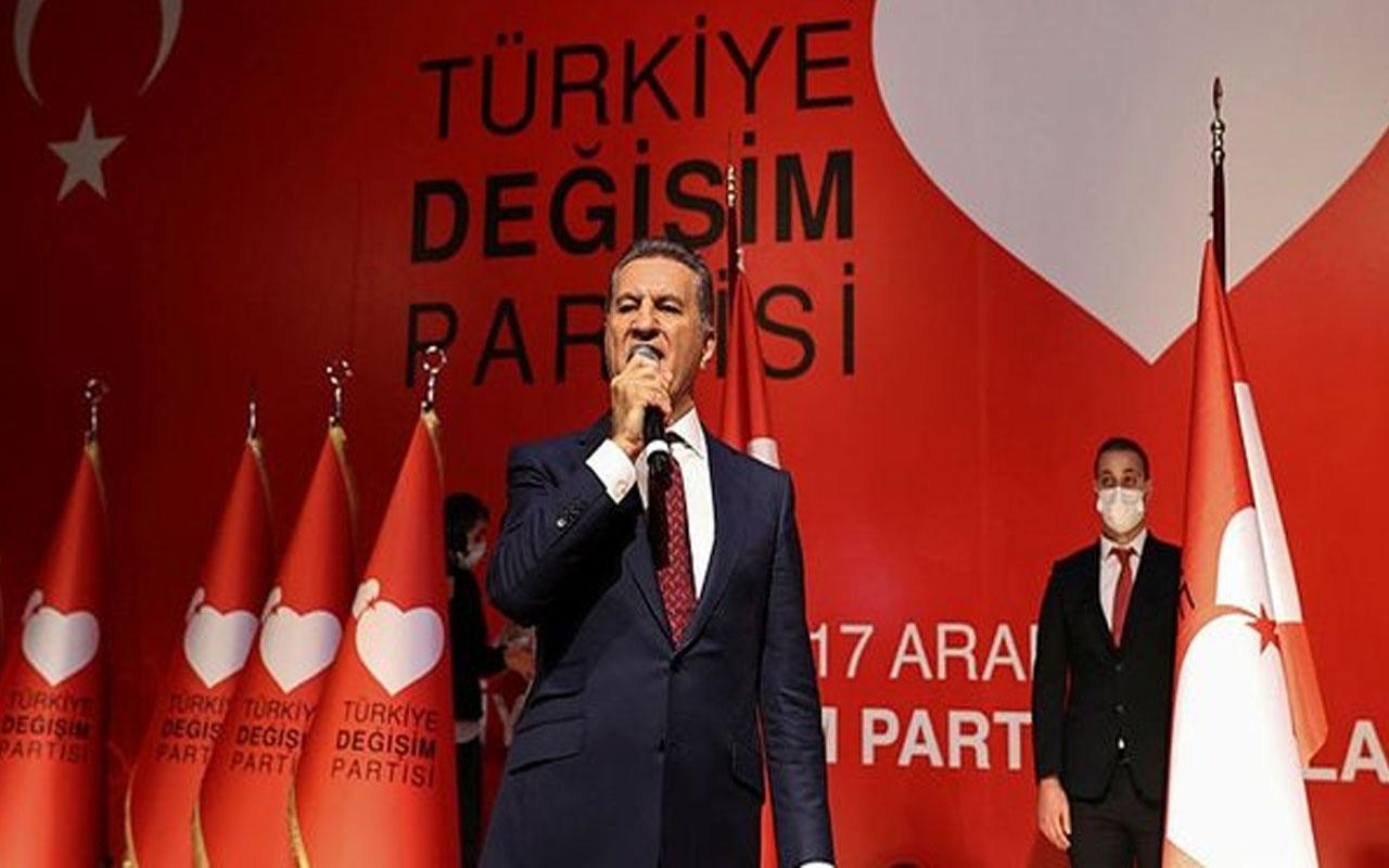Türkiye Değişim Partisi Genel Başkanı Mustafa Sarıgül, Anıtkabir'i ziyaret etti