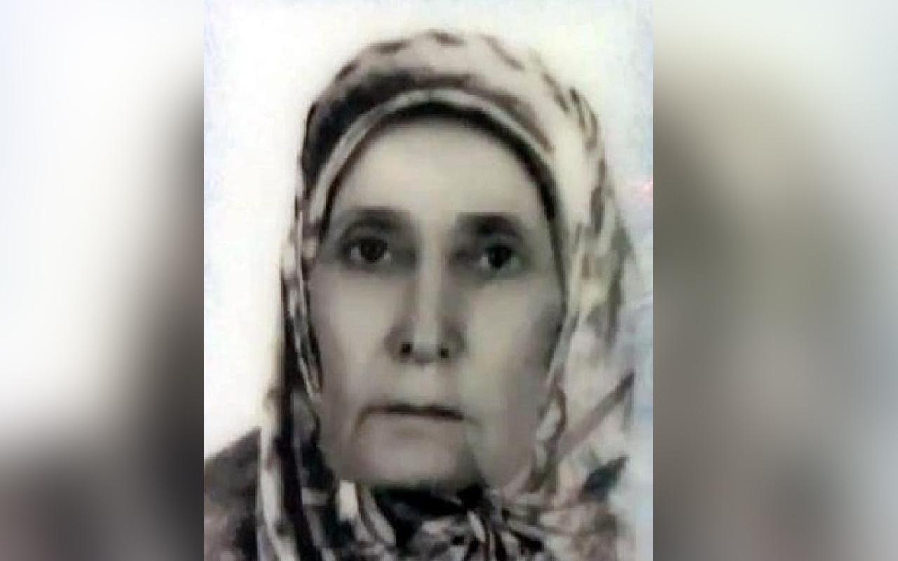 Kahramanmaraş'ta yaşlı kadın yalnız yaşıyordu! Eve giren yakınları şok oldu