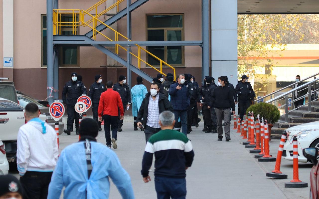 Son dakika Gaziantep'te hastanedeki patlamada ölenlerin sayısı yükseldi
