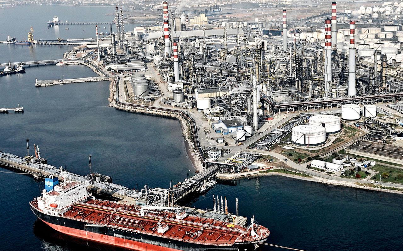 Türkiye'nin en büyük şirketi Tüpraş'ın yüzde 5'i BlackRock'ın oldu 45.6 milyon liralık alım