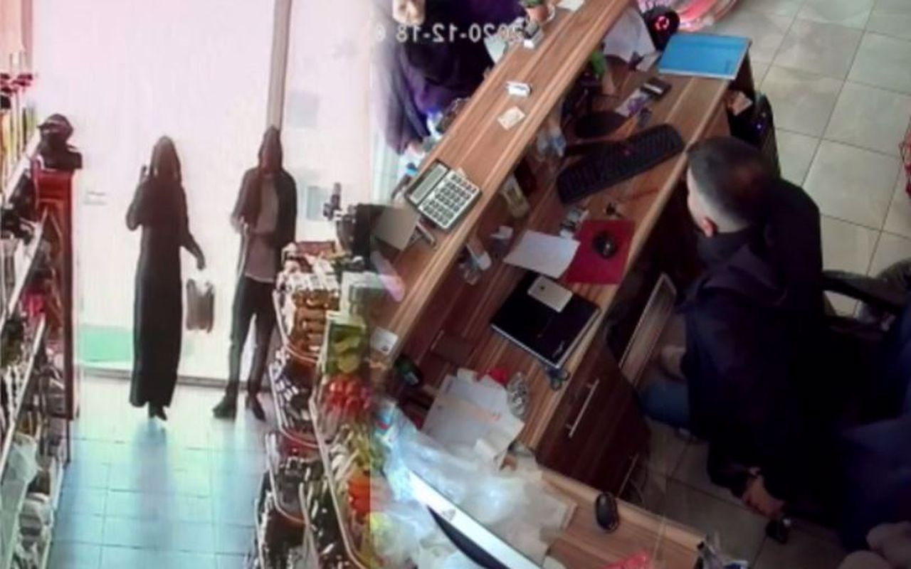 Antalya'da bu hırsızın yaptıkları herkesi şok etti! Pişkinliği pes dedirtti