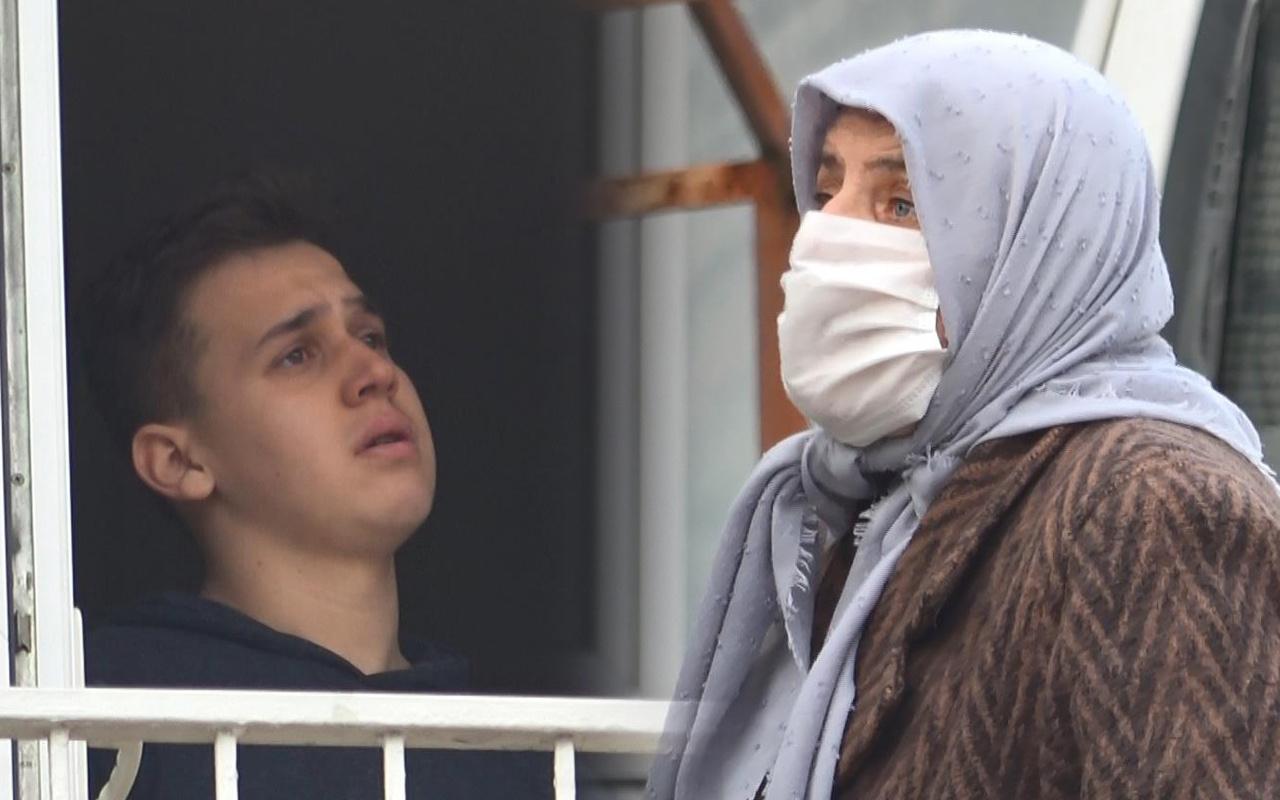 Bursa'da uyandırmak istediler eve girince gözyaşlarına boğuldular