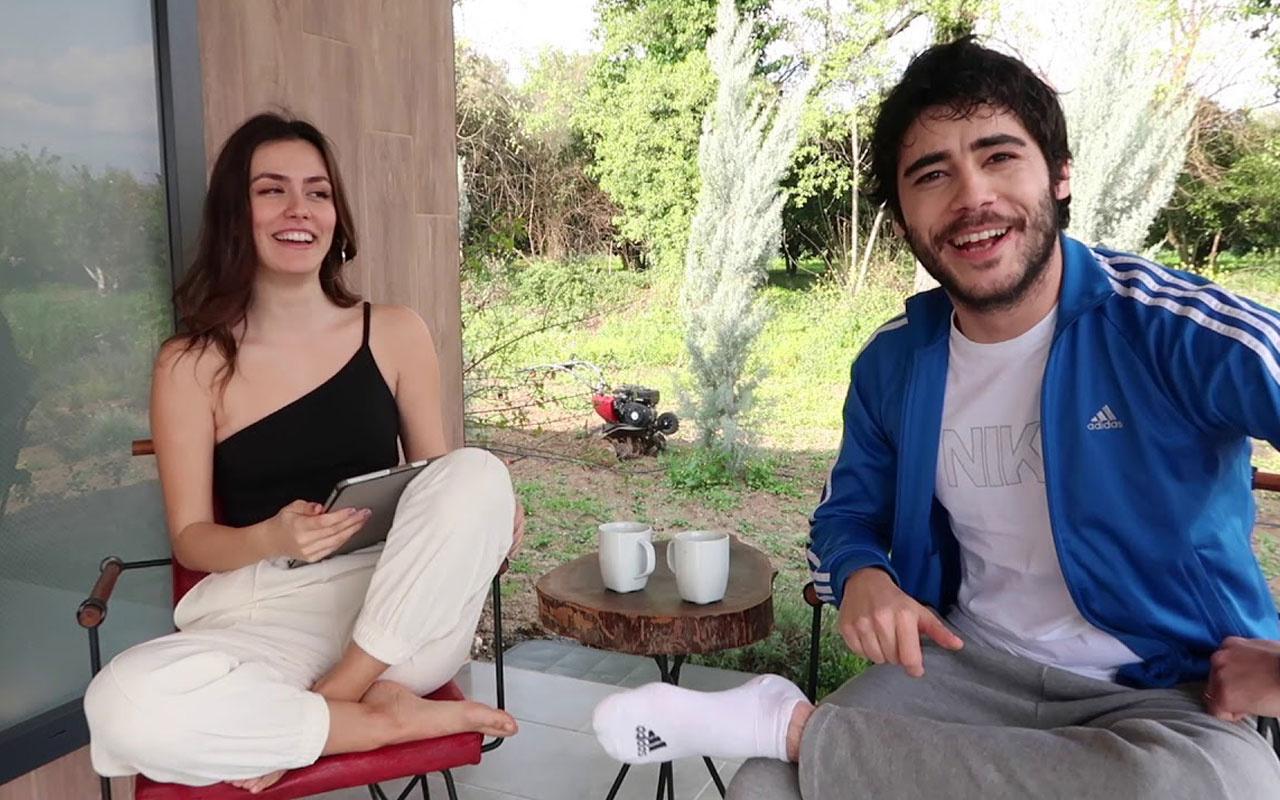 İstanbullu Gelin'le tanınan Berkay Hardal ile eşinin hamilelik testi krizi olay!
