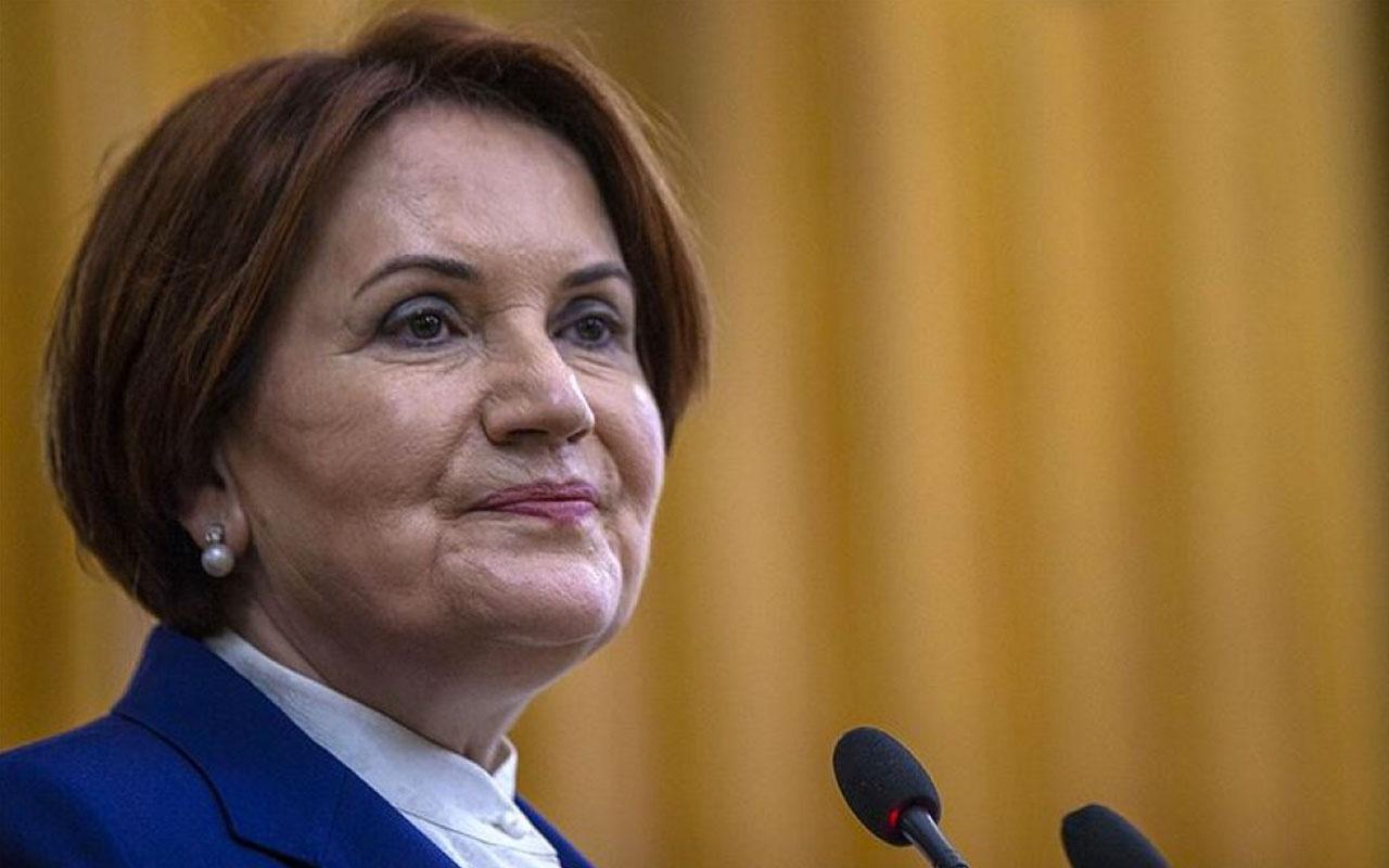İYİ Parti lideri Meral Akşener'den hükümete sert bütçe eleştirisi iflasının bütçesidir