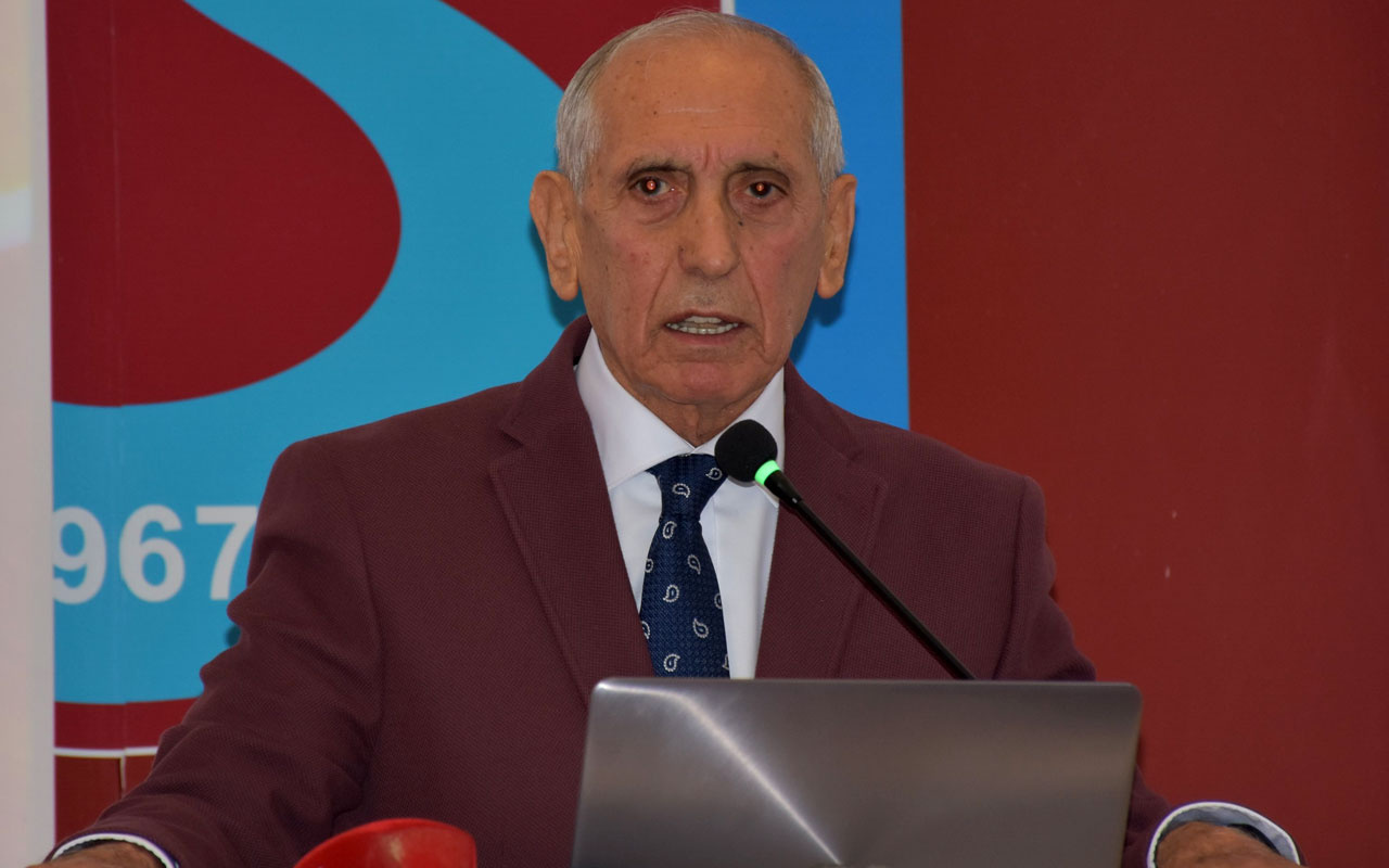 Trabzonspor'un efsane ismi Özkan Sümer hayatını kaybetti