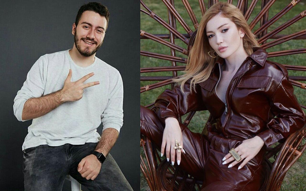Youtuber kavgası! Danla Bilic ödül aldı Enes Batur laf soktu cevabını aldı