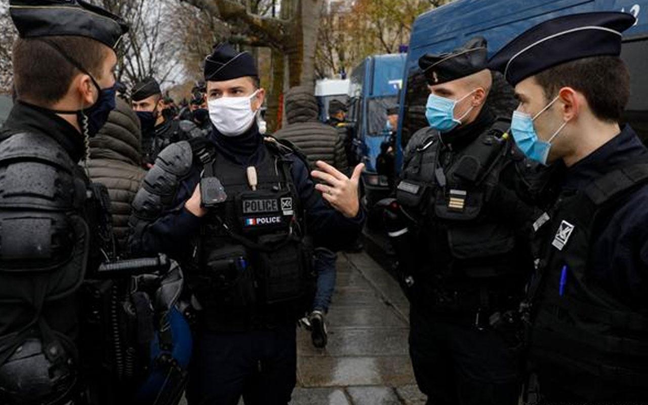 Fransa'da aile içi şiddete müdahale eden 3 polis vurularak öldürüldü