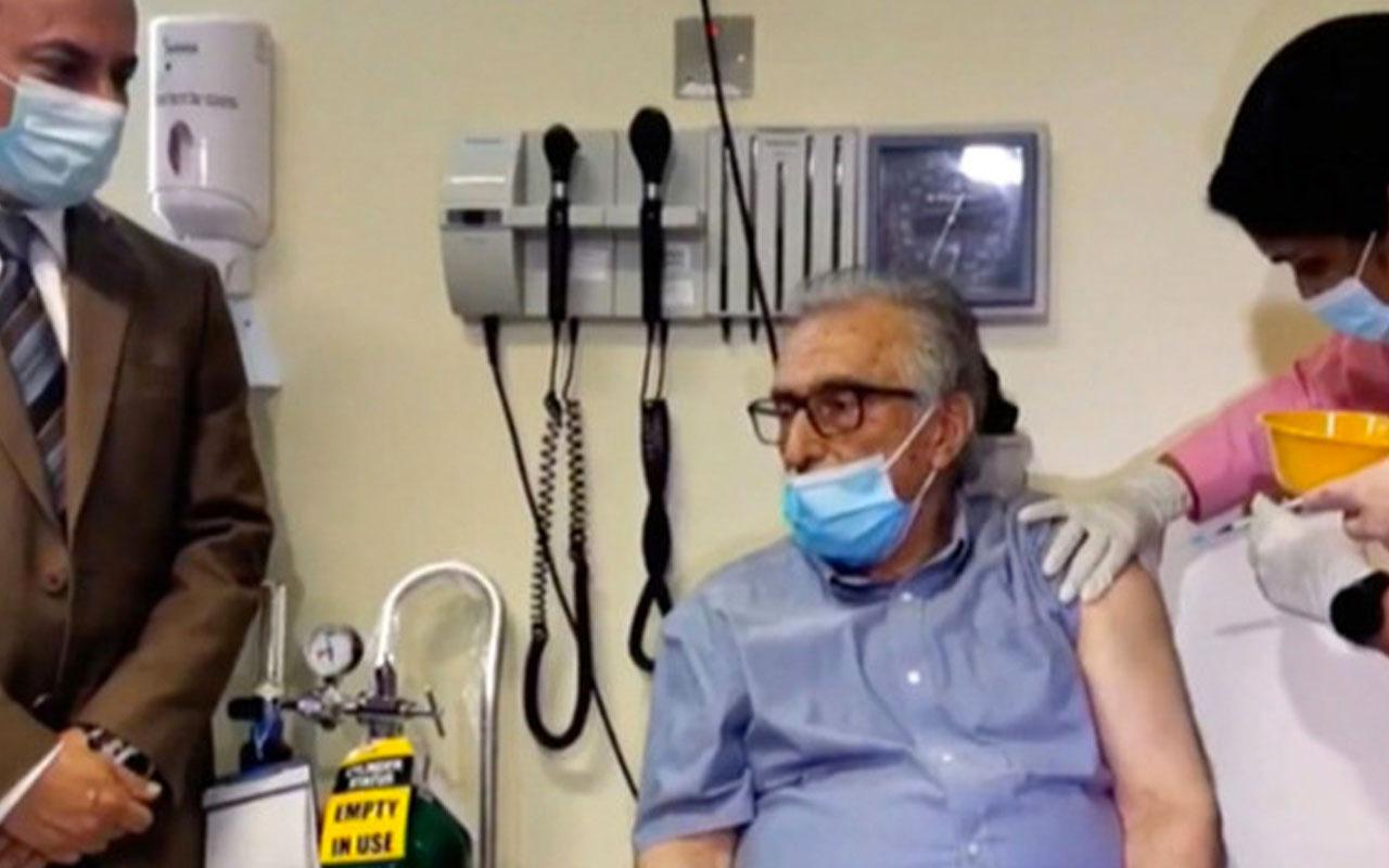Katar, Pfizer ve BioNTech'in Kovid-19 aşısını uygulamaya başladı