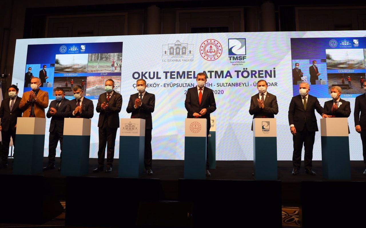 Sultanbeyli'ye Yeni İlkokul