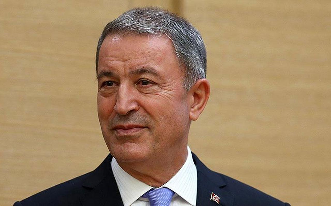 Son dakika Mill Savunma Bakanı Akar'dan 'irtica' iddiasına yanıt