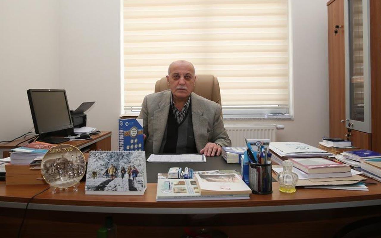 Prof. Dr. Hamdi Güleç koronavirüsten hayatını kaybetti