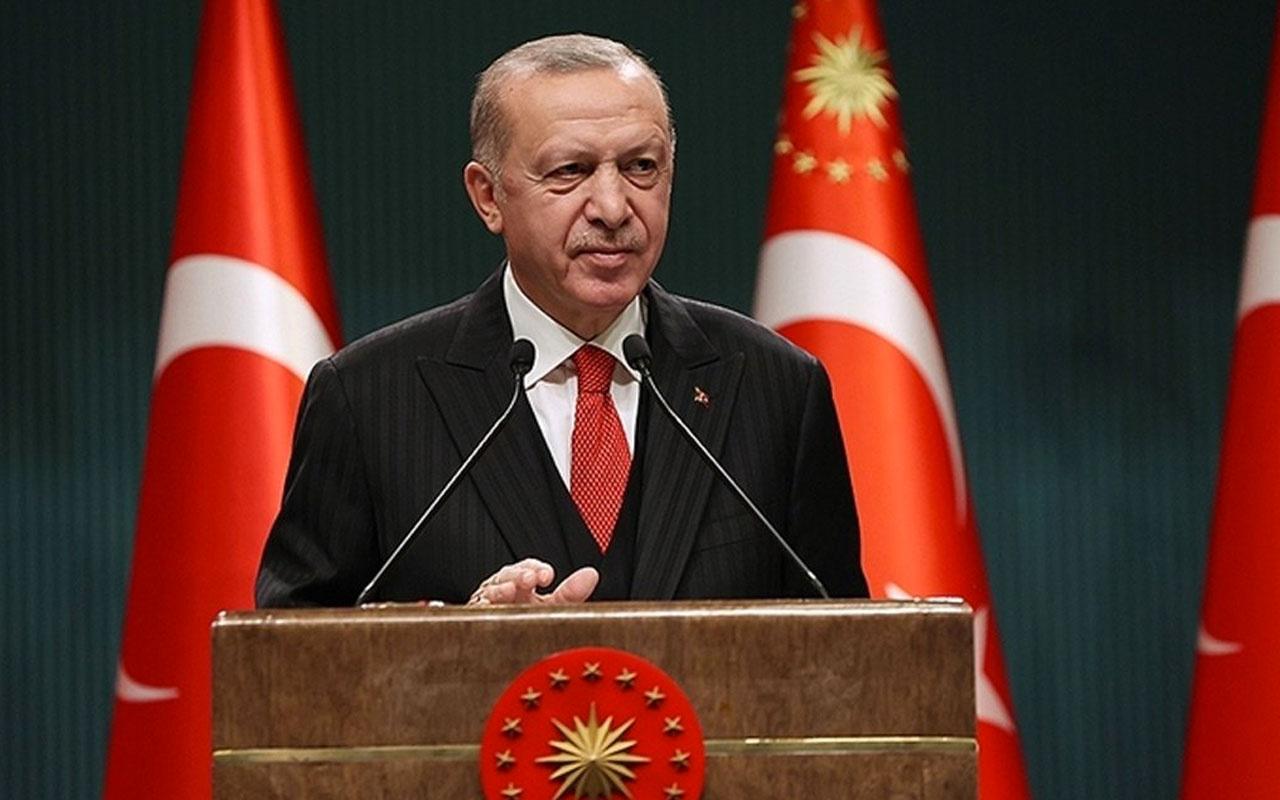 Cumhurbaşkanı Erdoğan'dan AİHM'in Demirtaş kararı için ilk yorum! Adamlarını koruyorlar