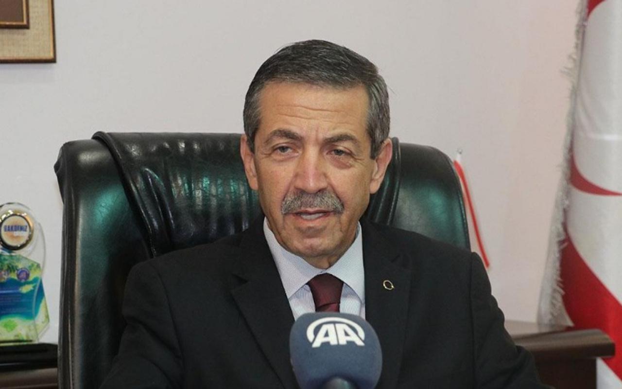 KKTC Dışişleri Bakanı Ertuğruloğlu: Maraş açılımı kesinlikle devam edecek