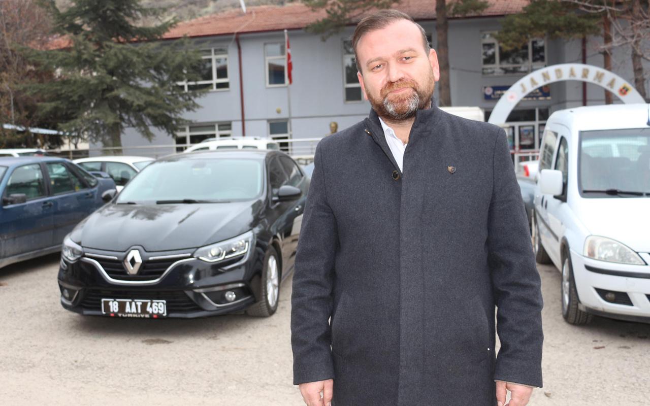 Çankırı'da başkandan alkışlanacak hareket! Makam aracını vatandaşlara tahsis etti
