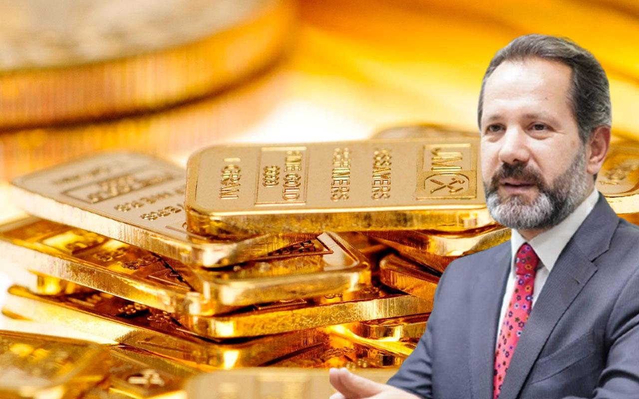 Altın yatırımı düşünenler dikkat! İslam Memiş tarih vererek uyardı: Altın sürpriz yapabilir