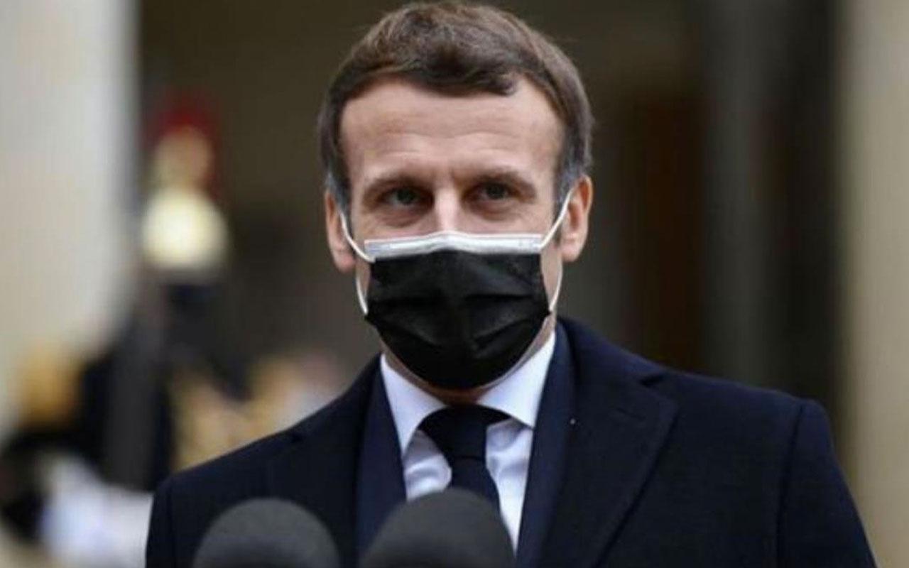 Fransa Cumhurbaşkanı Emanuel Macron koronavirüsü atlattı