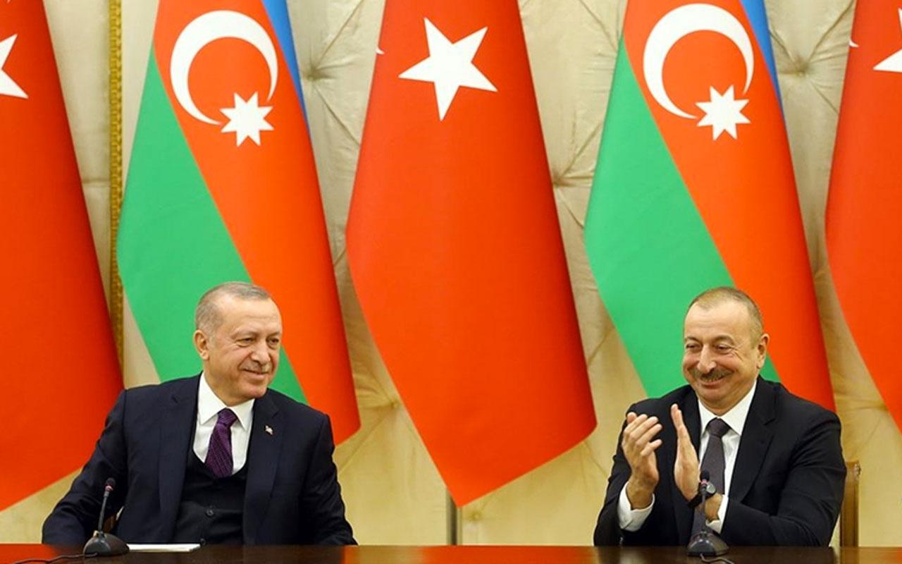 Cumhurbaşkanı Erdoğan İlham Aliyev'in doğum gününü kutladı