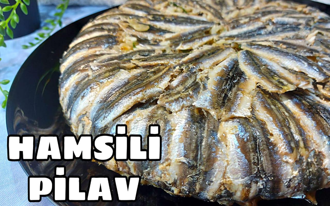 Hamsili pilav nasıl yapılır tadına doyum olmaz!