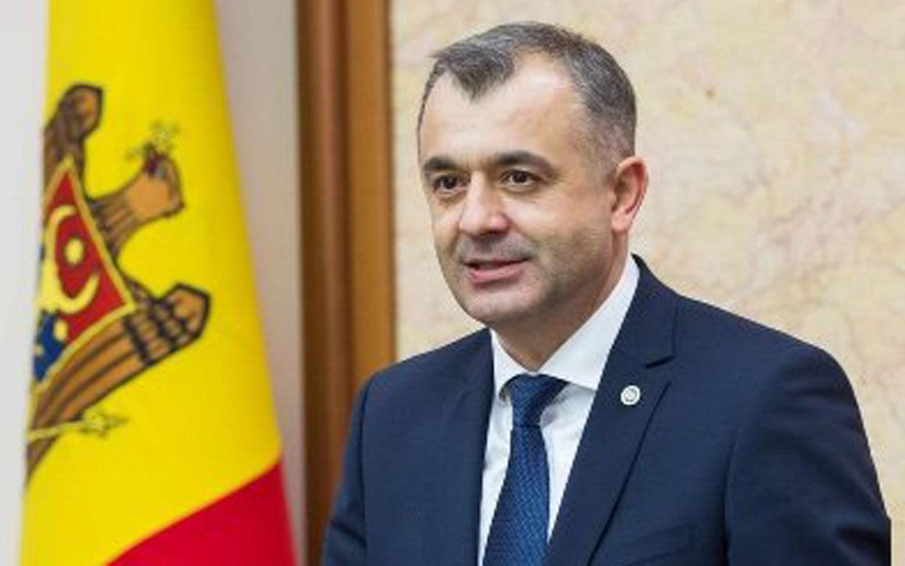 Moldova Başbakanı Ion Chicu istifa etti