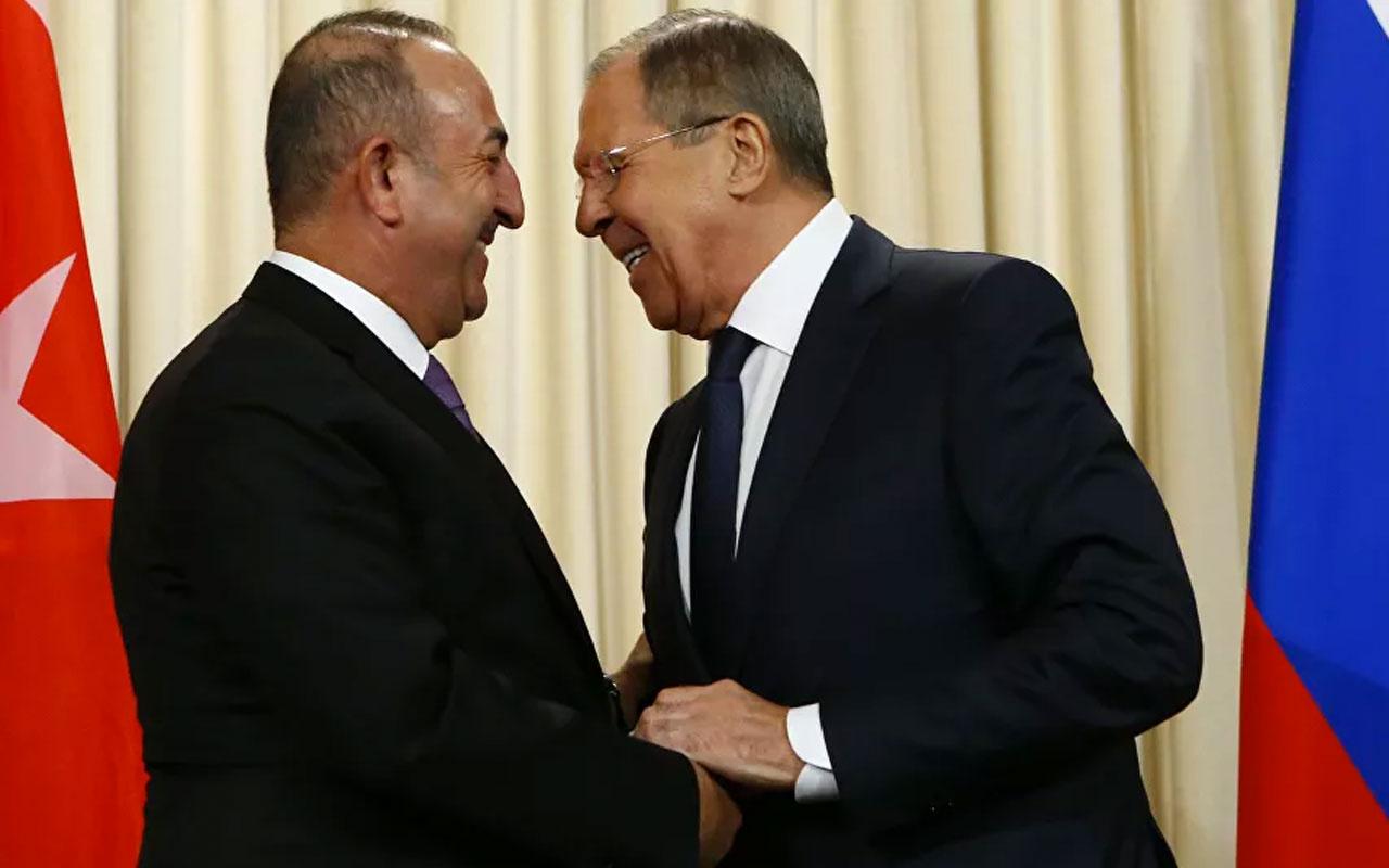 Lavrov ve Çavuşoğlu 29 Aralık'ta Soçi'de görüşecek