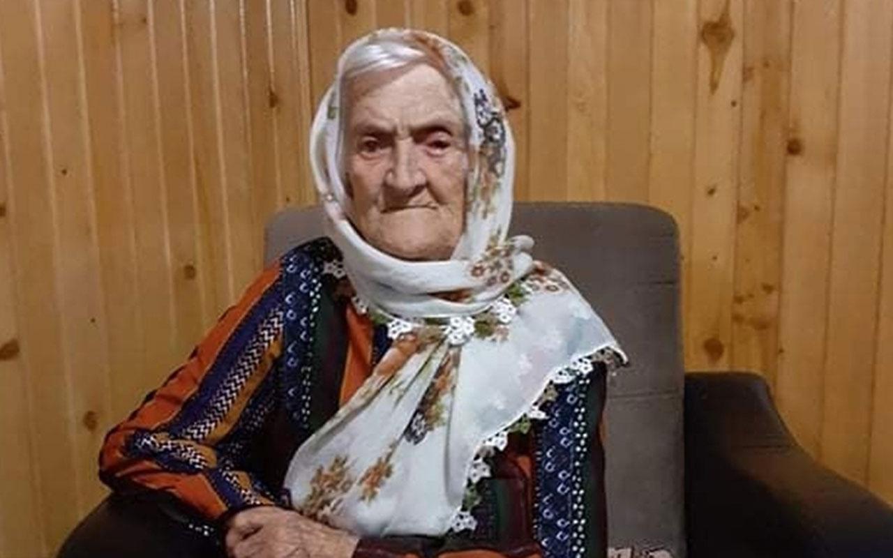 Fatma teyze 104 yaşında koronavirüsü yendi
