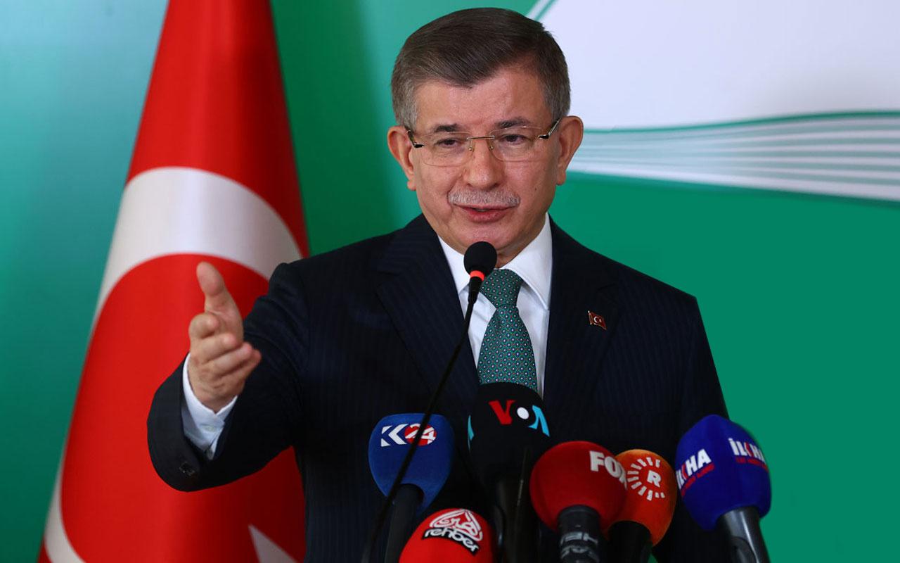 Ahmet Davutoğlu'dan hükümete dört maddelik salgın tedbiri çağrısı