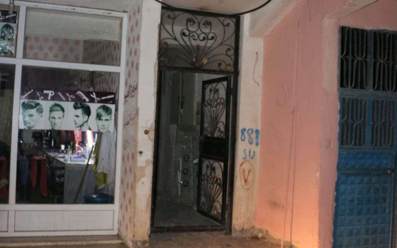 Gaziantep'te çığlıkları duyan anne hayatının şokunu yaşadı
