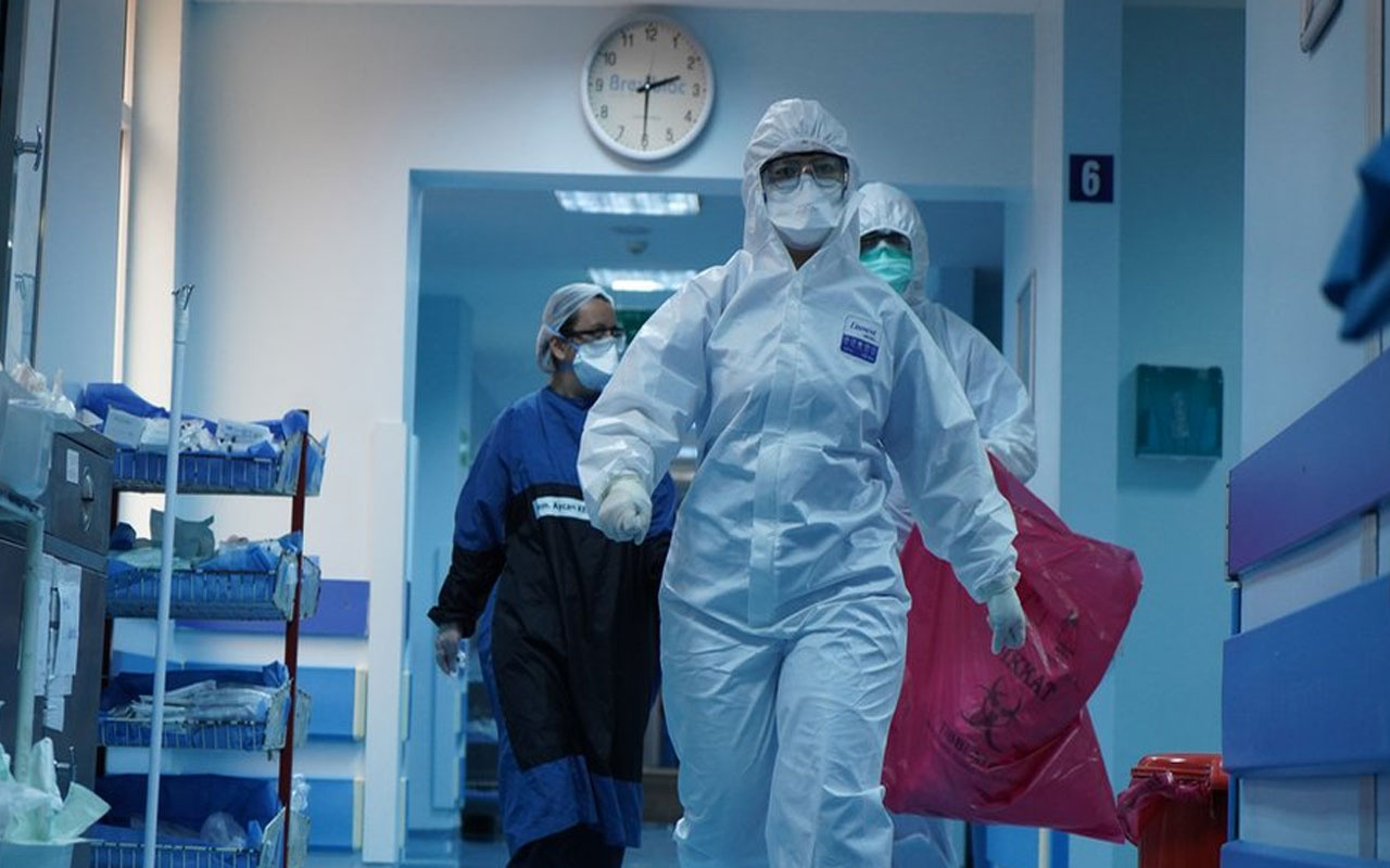 Dünya genelinde Kovid-19'dan iyileşenlerin sayısı 63 milyonu geçti