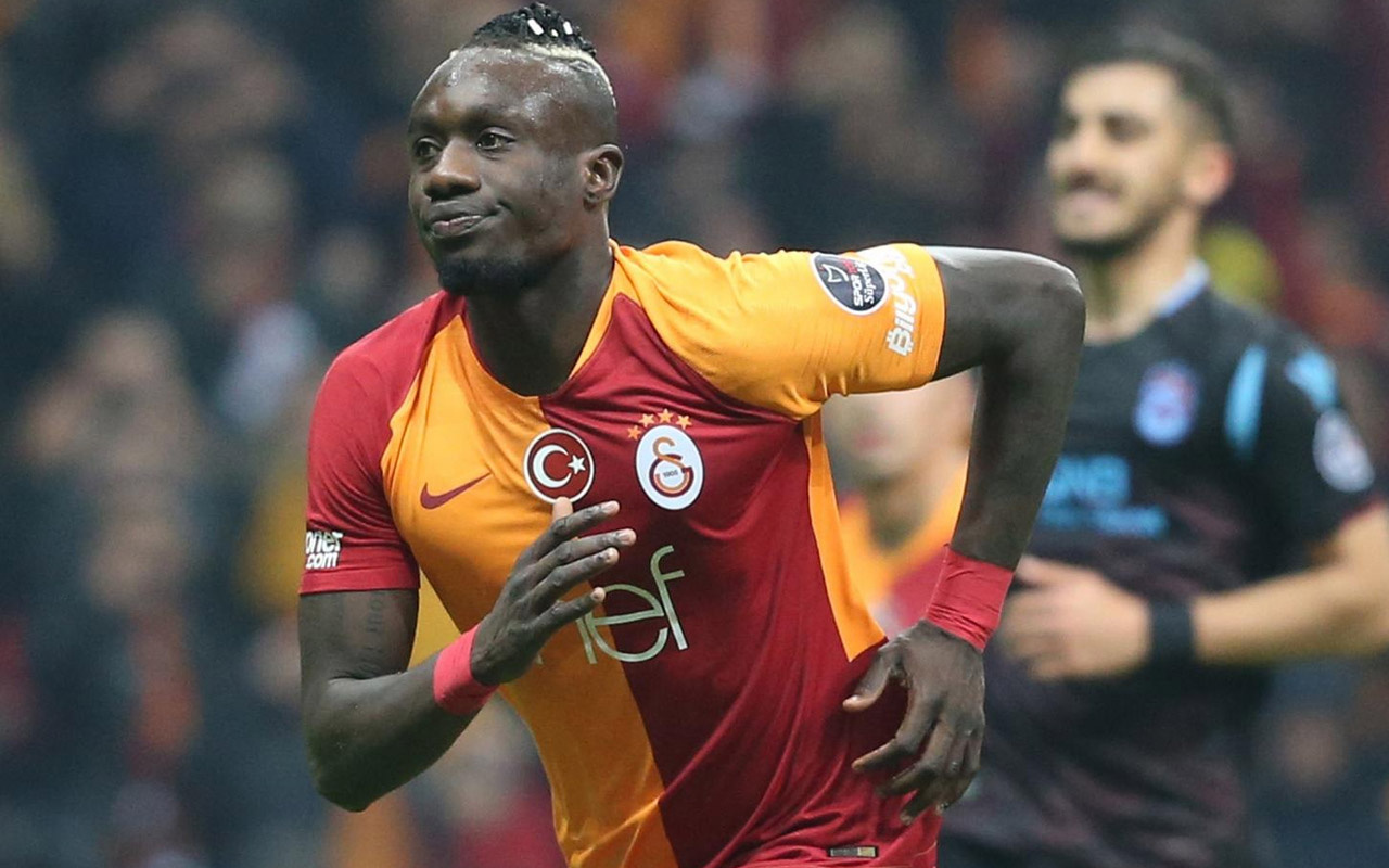 Galatasaraylı Mbaye Diagne, Trabzonspor maçında yok