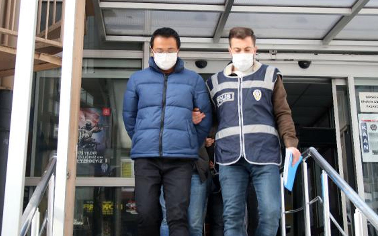 Şişli'de Çin uyruklu 3 kişi eski ortaklarını kaçırıp senet imzalattı!