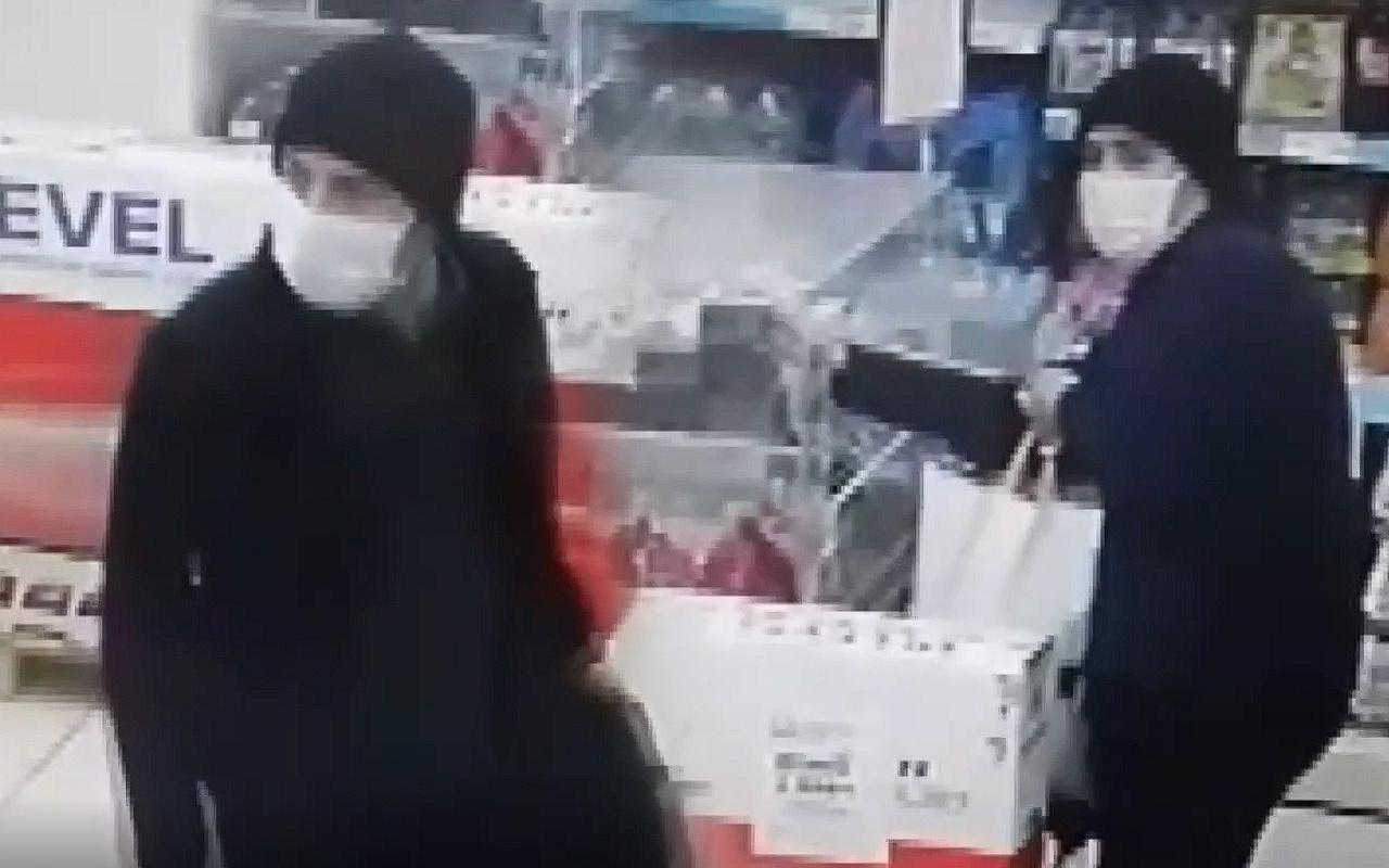 Market zincirinin 38 ilde kabusu oldu! Azılı hırsız eski çalışan çıktı