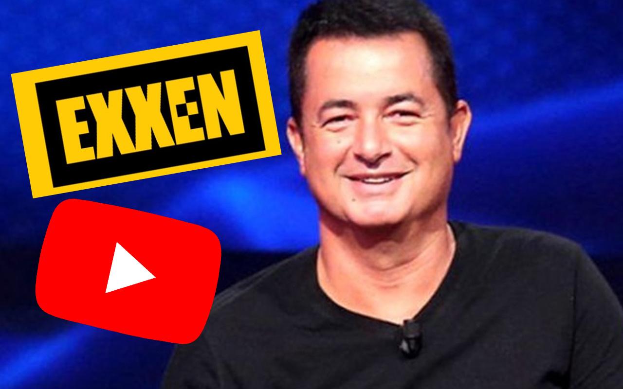 Acun Ilıcalı Youtube'u bitirmeye kararlı herkesi Exxen'de topladı! Survivor'dan bomba isim
