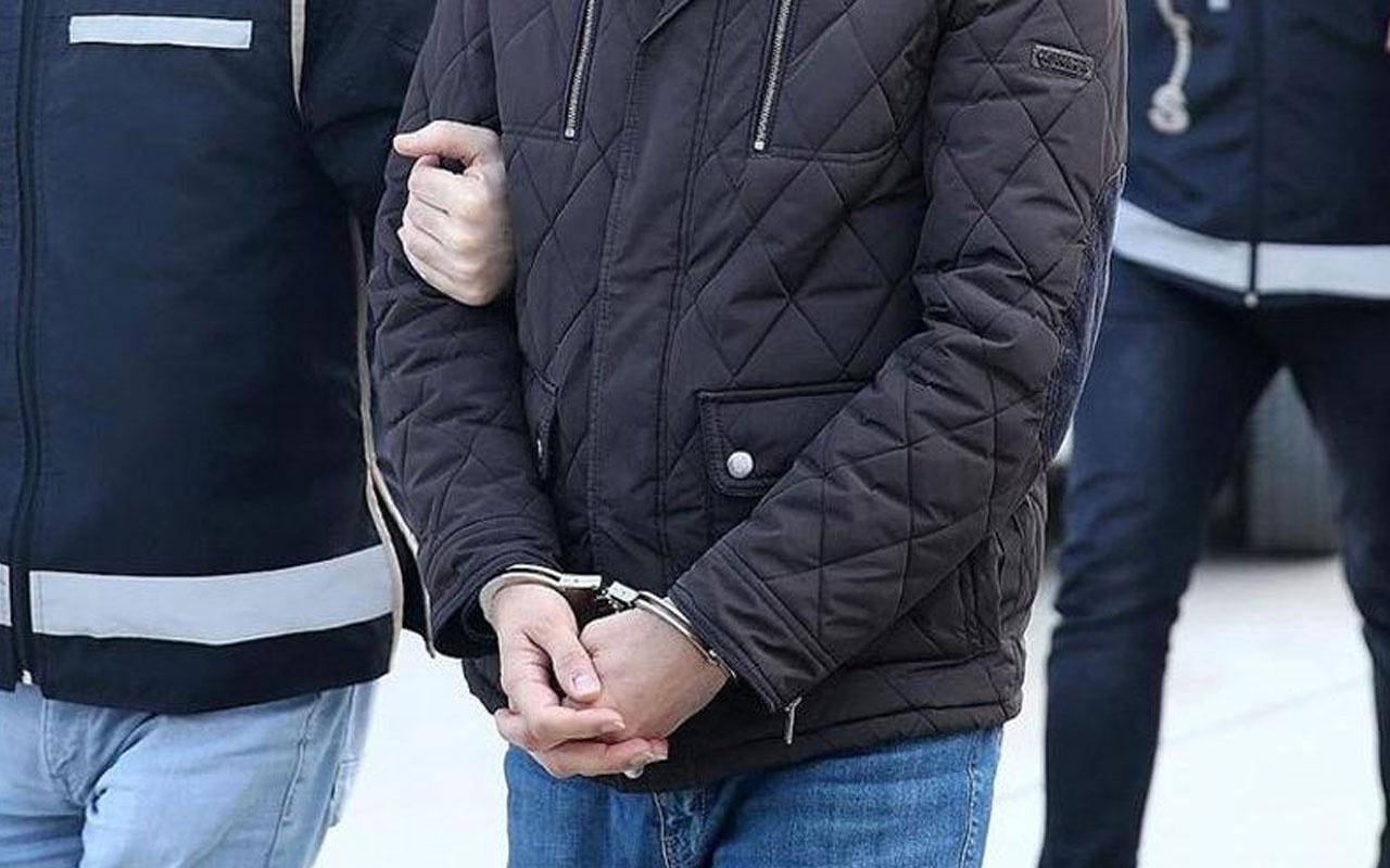 Denizli'de hücre evinde yakalanan FETÖ şüphelisi tutuklandı