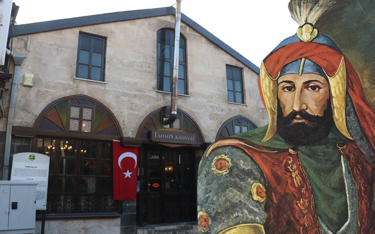 Gaziantep'te Türkiye'nin en eskisi tescillendi! 4. Murat sefer dönüşü uğramış