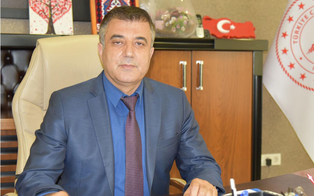 Van Sağlık Müdürü Doç. Dr. Sünnetçioğlu: Ev içi bulaş arttı