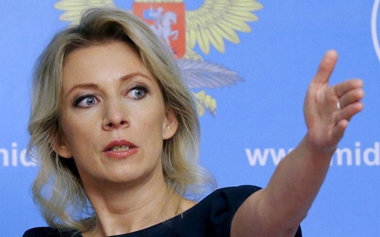Rusya Dışişleri Sözcüsü Mariya Zaharova: Aşı savaşı başladı