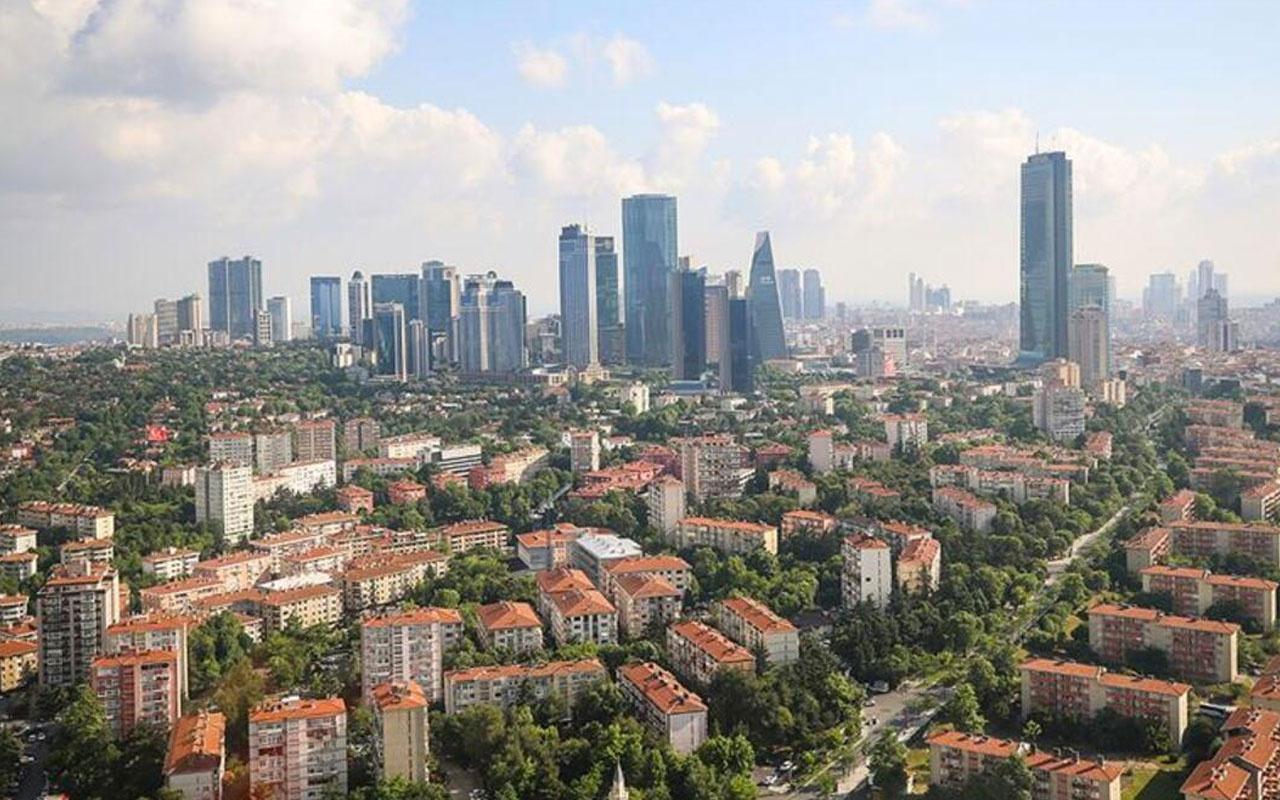 Nevita araştırması: Türkiye'de yaşayan her 2 yabancıdan biri kendi evinde oturuyor
