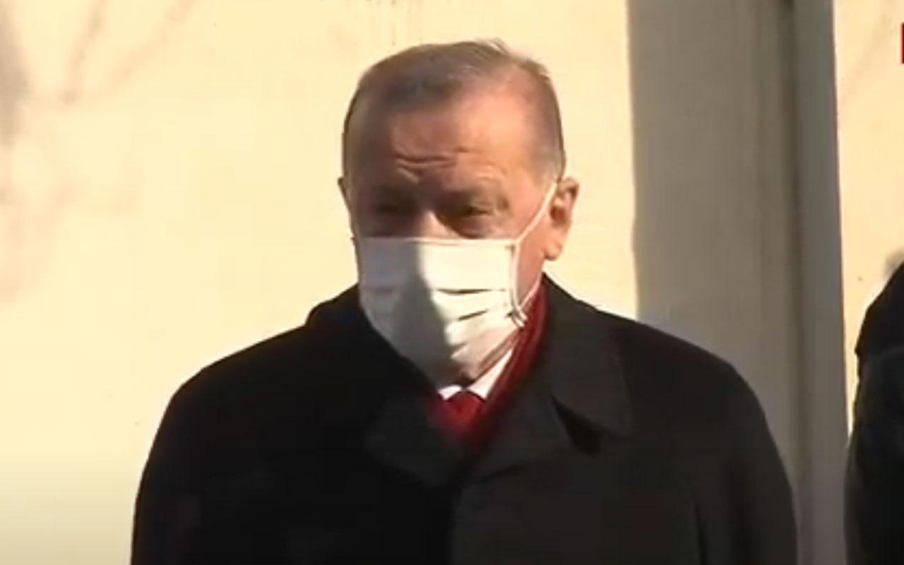 Cumhurbaşkanı Erdoğan: Evlerdeki yılbaşı partisini istihbarat polisi basacak