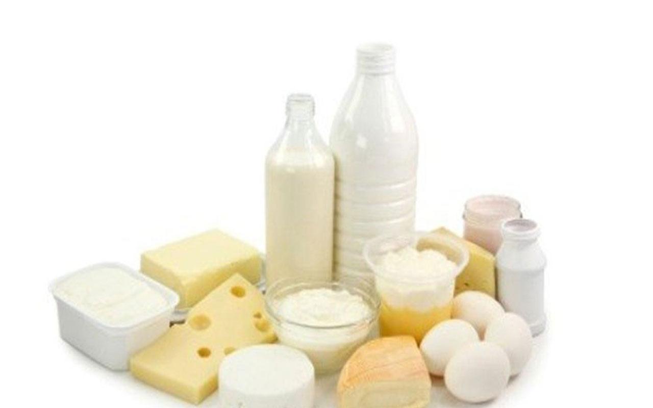 Süt ürünlerindeki hileye dikkat! Süte su, tereyağına renklendirici katıyorlar