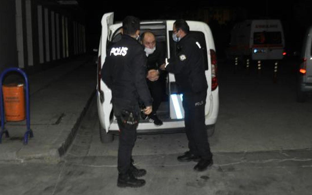 Karaman'da kısıtlamada yakalanan şahıs 8 yıl önceki cinayetin şüphelisi çıktı