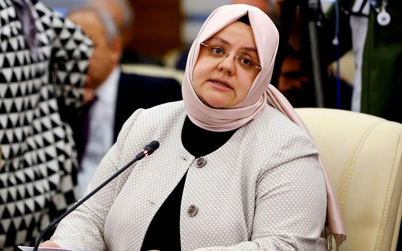 Son dakika Bakan Zehra Zümrüt Selçuk'tan asgari ücret açıklaması tarih verdi